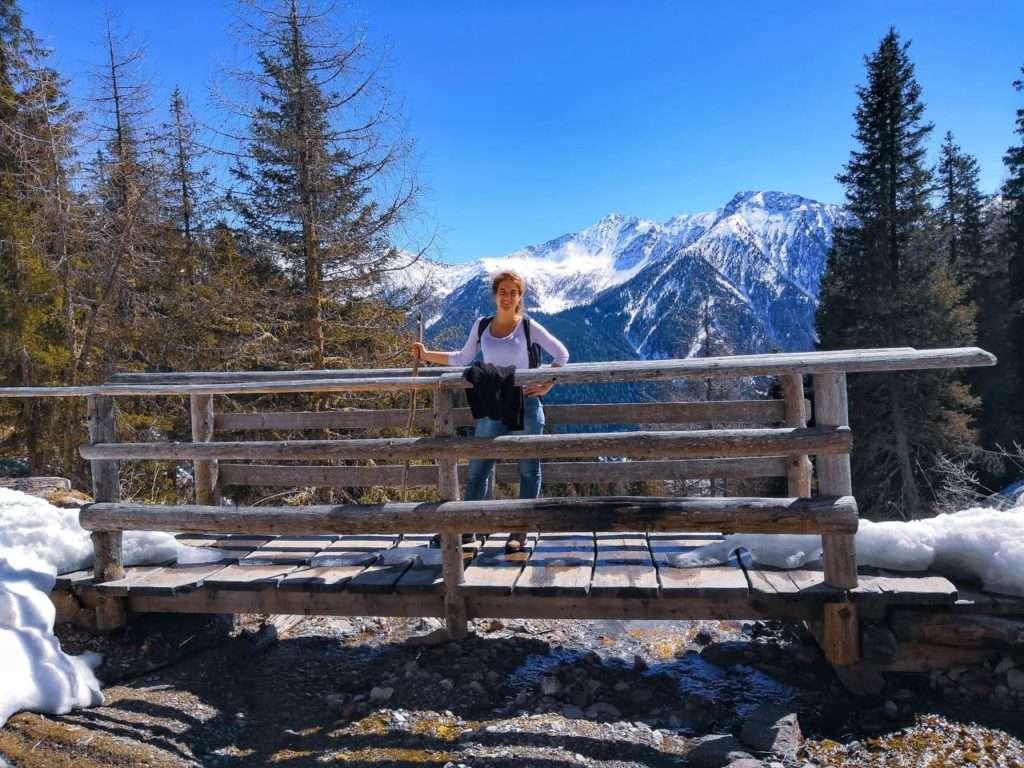 Val Casies escursioni sulle malghe: Ascht-Alm