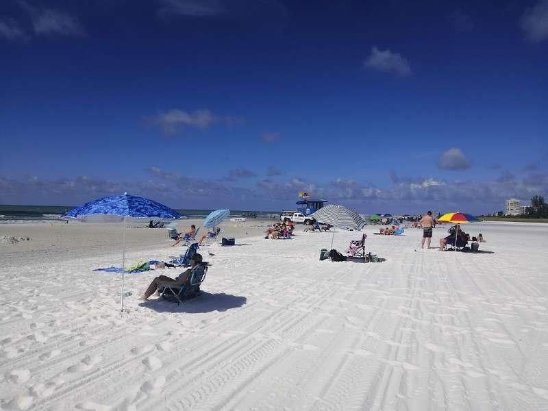 Siesta Key: una delle spiagge più belle degli Stati Uniti