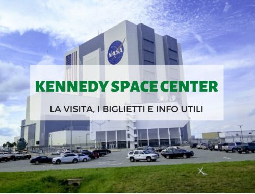 Visita al Kennedy Space Center, Cape Canaveral, Florida