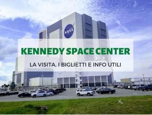 Visita al Kennedy Space Center, Cape Canaveral, Florida